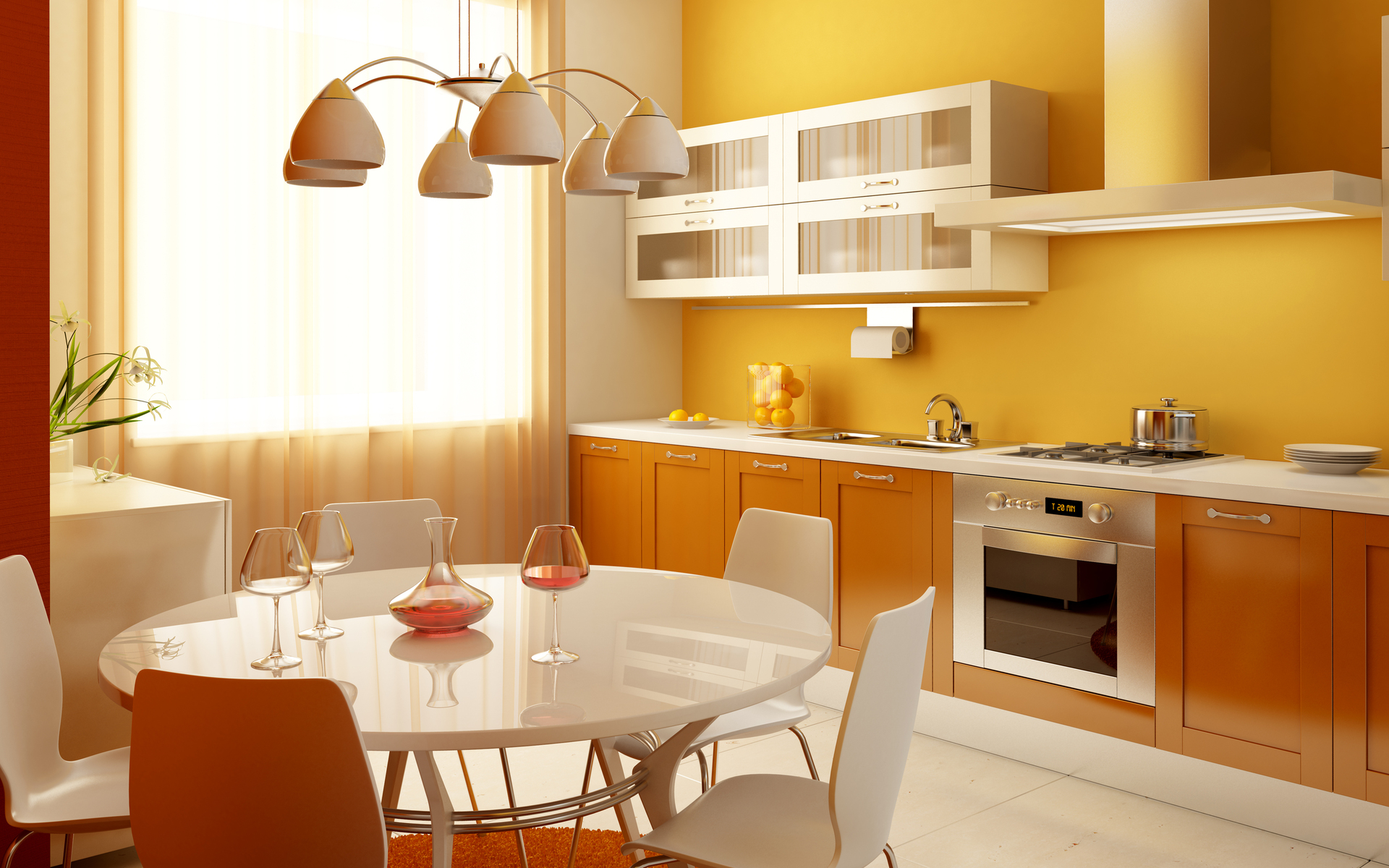 Idee casa case in vendita a lein for Kitchen interior design styles