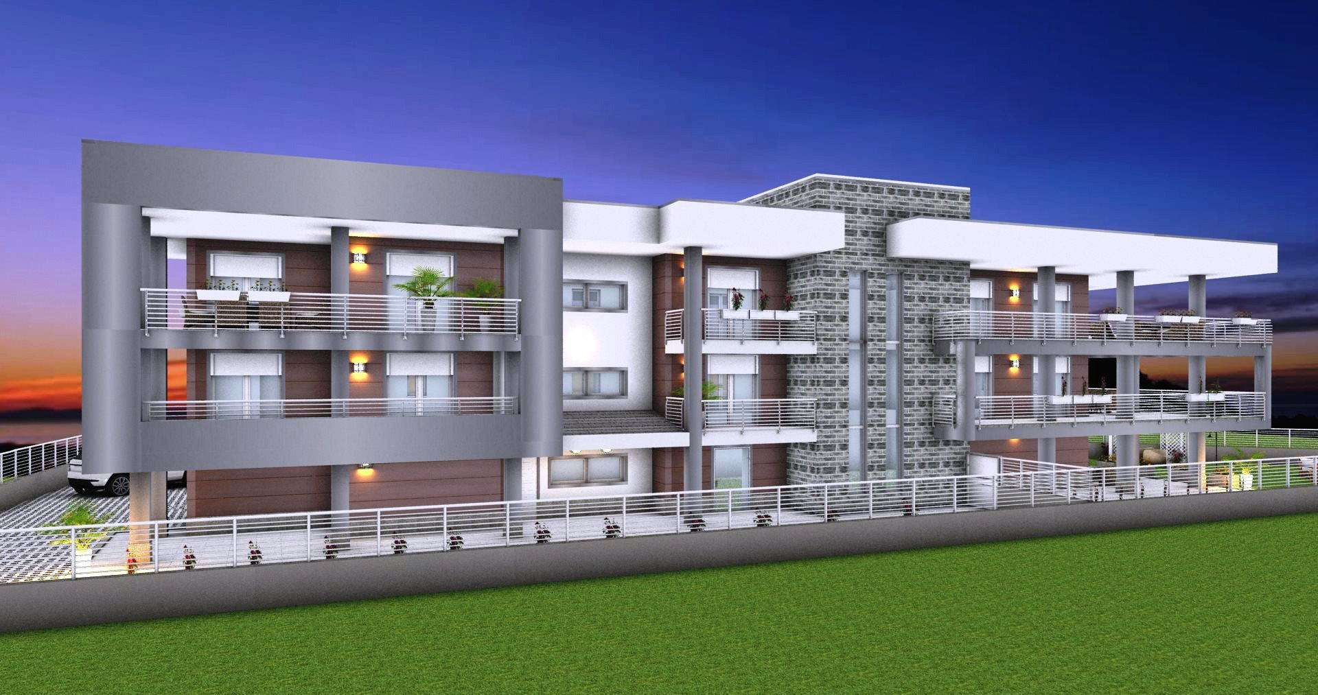 Case in vendita a lein guarnieri costruzioni s a s for Log planimetrie nuove case